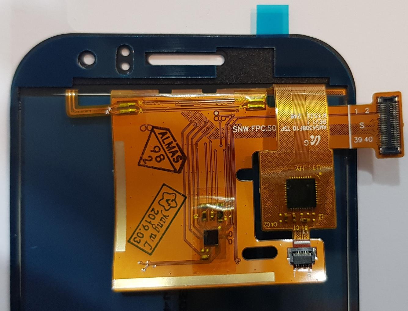 ال سی دی سامسونگ جی وان ایس/جی 110/جی111 (تی اف تی)-   LCD SAMSUNG J1 Ace/J110/J111 TFT