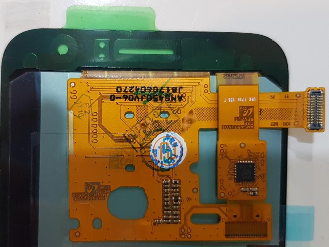ال سی دی سامسونگ جی120 اصل بازار (گلس یا فلت تعویض) - LCD SAMSUNG J120/J1 2016