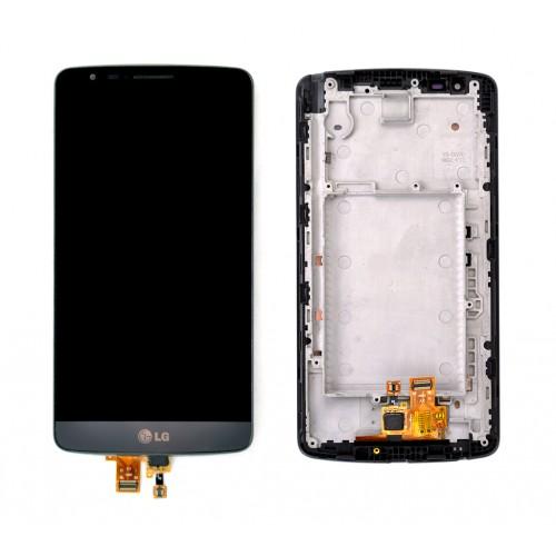 ال سی دی ال جی جی3 استایلوس با فریم- LCD LG G3 Stylus/D690 Full