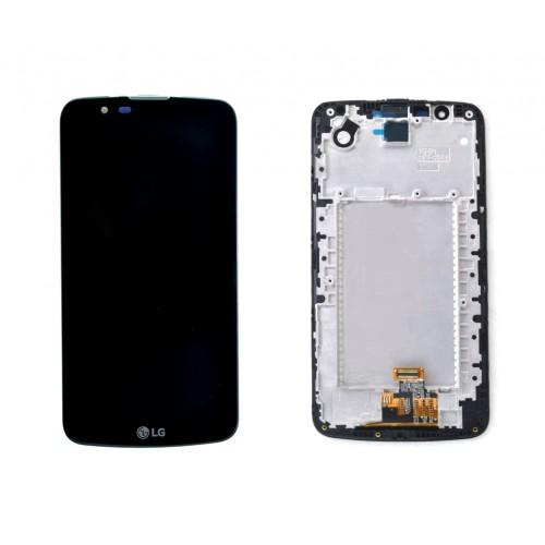 ال سی دی ال جی کا10/کا430 با فریم - LCD LG K10/K430 Full