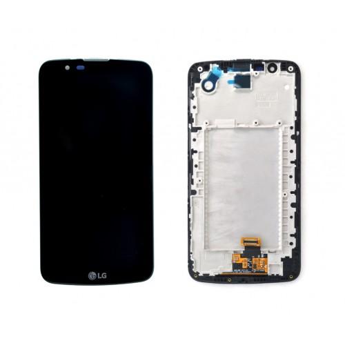 ال سی دی ال جی کا10/کا430 با فریم (آی سی دار) - LCD LG K10/K430 Full IC