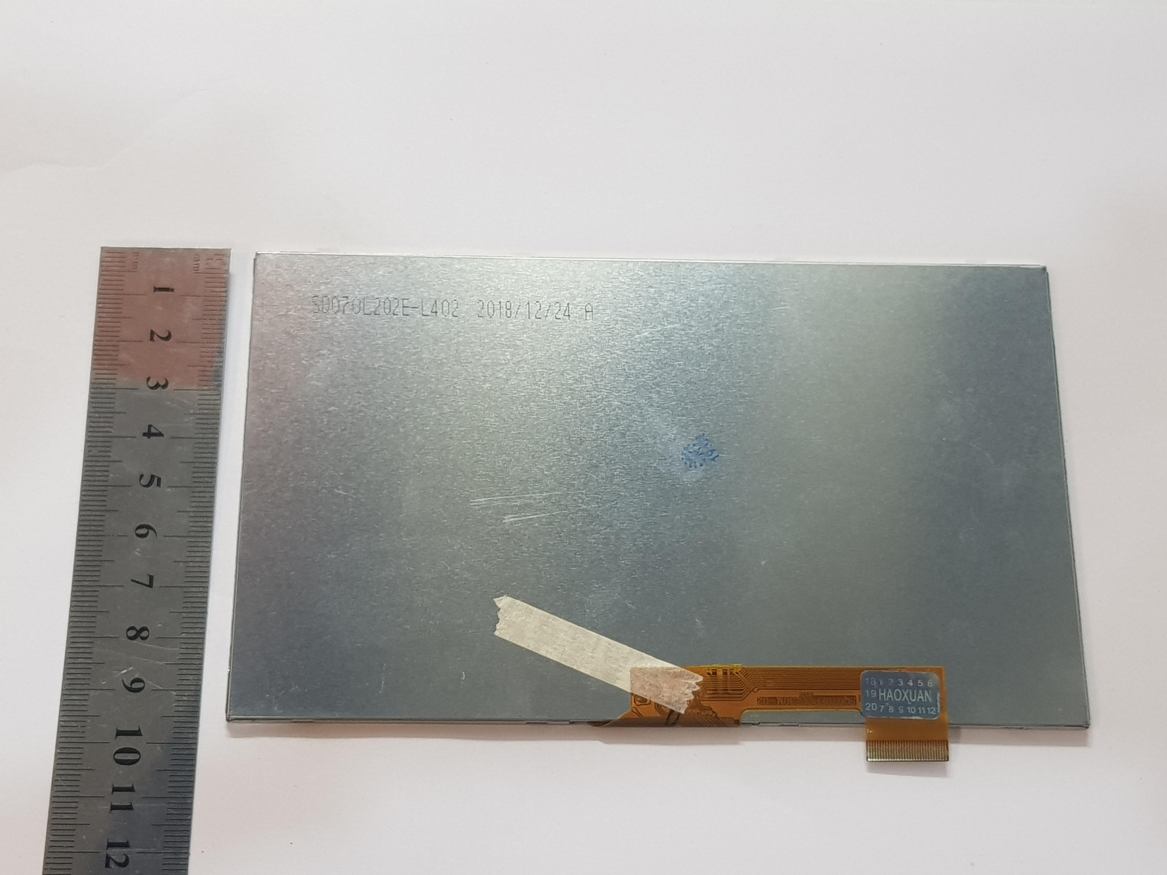 ال سی دی تبلت چینی 30 پایه  - LCD CHINA 30 Pin TABLET