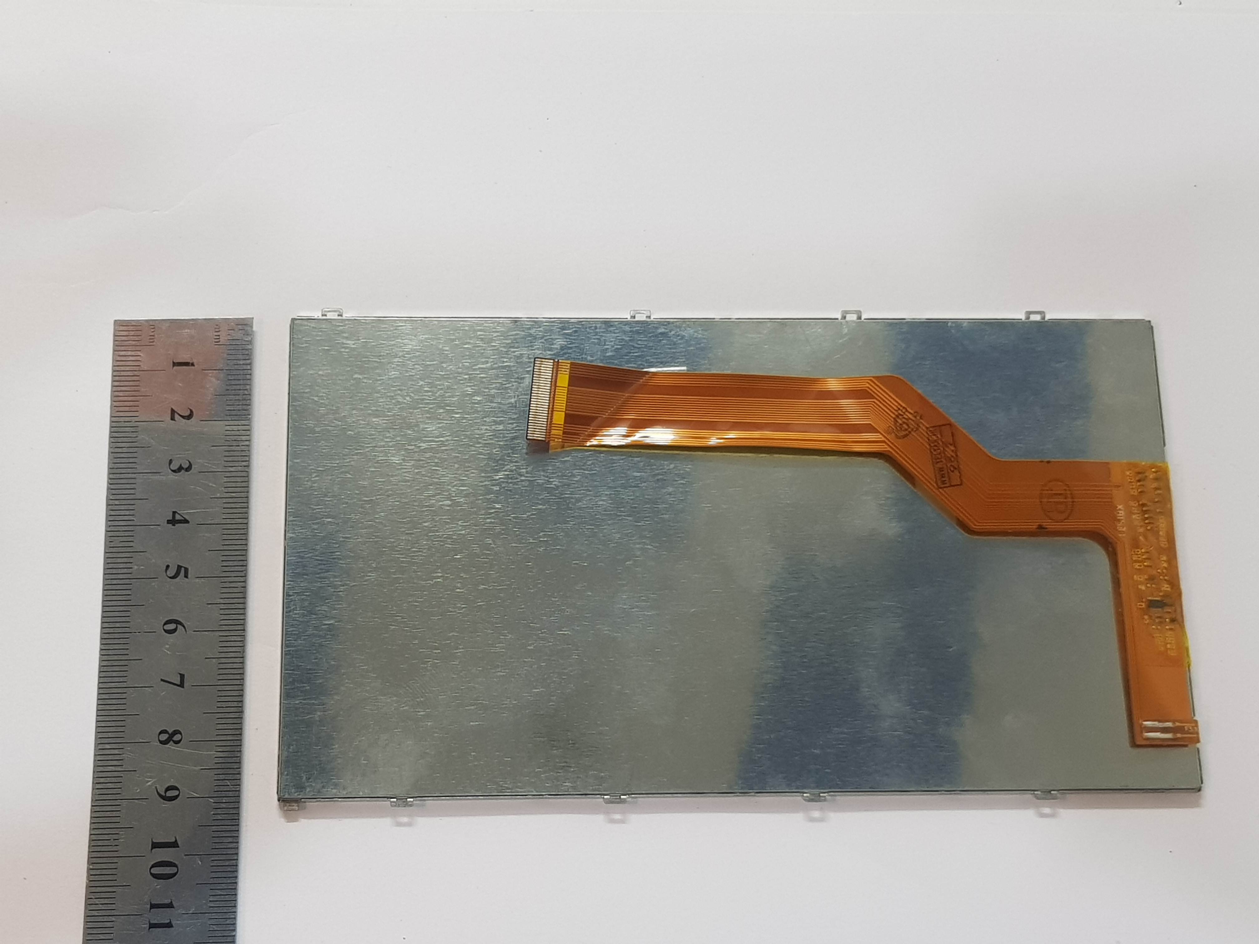 ال سی دی تبلت چینی 30 پایه فلت بلند - LCD CHINA 30 Pin Long FLAT TABLET