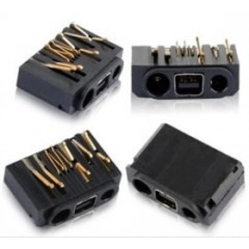 سوکت شارژ نوکیا 1600 - Charge connector NOKIA 1600