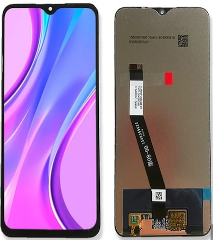 ال سی دی شیائومی رد می نوت 9 - LCD XIAOMI Redmi Note 9