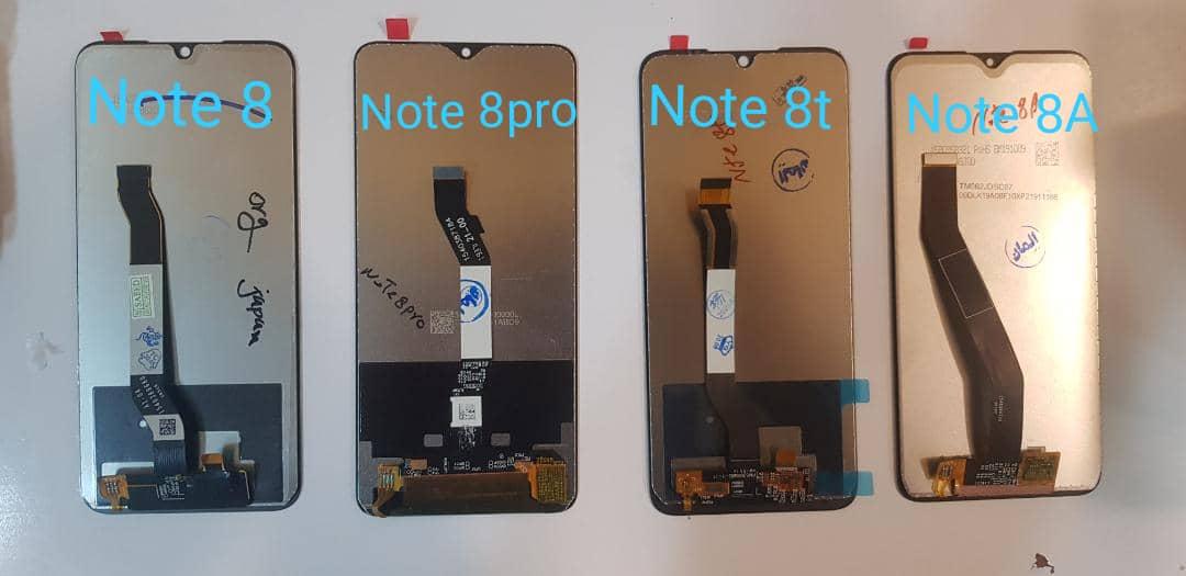 ال سی دی شیائومی ردمی نوت ۸ اصلی - LCD XIAOMI Redmi Note 8