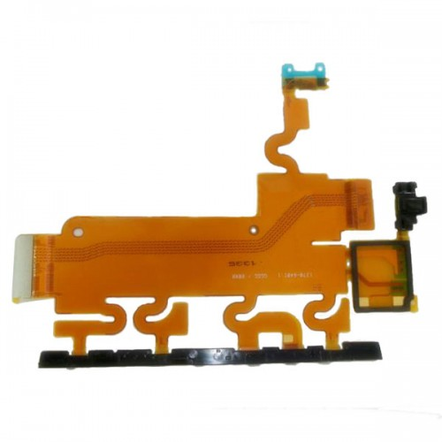 فلت تصویر ولوم پاور سونی زد وان - Flat LCD Volume Power SONY Z1
